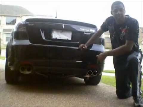 How To Clean Your Exhaust Tips