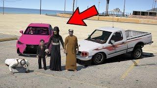 #x202b;مسلسل ابو علوش ( 8 ) يعلم اخته عواطف السواقه الا تبي شاص - ضحك لايفوتكم - Gta V Child By#x202c;lrm;