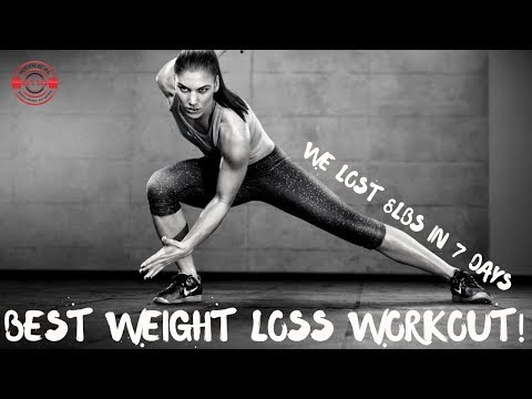 BEST Weight LOSS training a beginners workout on the BEACH we LOST 8lbs in 7 DAYS got fit with HIIT