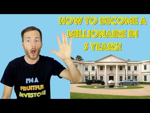 How To Become A Millionaire With Single Family Real Estate in 5 Years