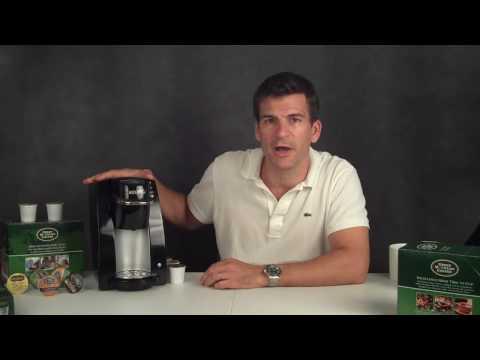 Keurig Mini B30 One Cup Coffee Maker | ProjectGadget.com Video Review