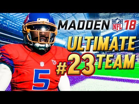 FIRST SALARY CAP TEAM! | Madden 18 Ultimate Team Ep.23
