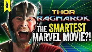 Thor: Ragnarok – The Smartest Marvel Movie Ever? – Wisecrack Quick Take