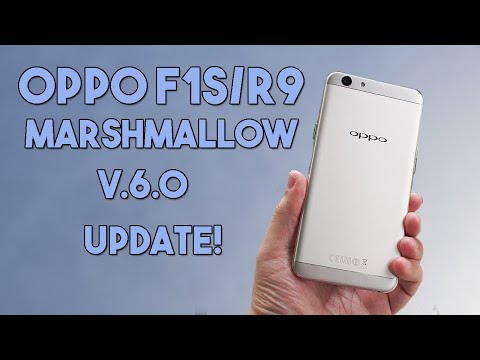 OPPO F1s & R9 Plus Update Now available Android 6.0 Marshmallow update in India | Works OR NOT?