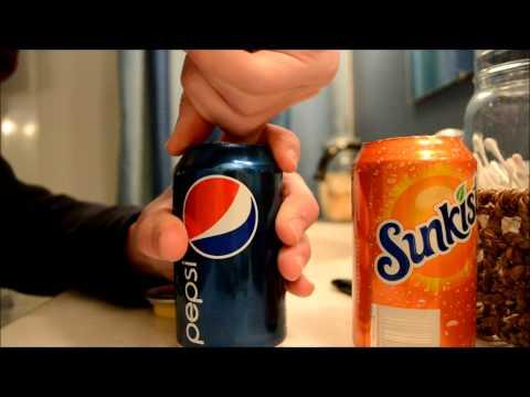 Soda Can Safe Tutorial