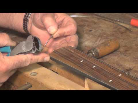 Chapter 22 Installing frets