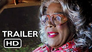 Boo 2! A Madea Halloween Official Trailer #1 (2017) Tyler Perry, Brock O