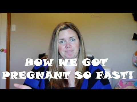 HOW WE GOT PREGNANT SO FAST! - TTC W/PCOS (FORMAL FRIDAY #15)