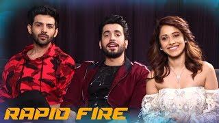 Kartik Aryan, Nushrat Bharucha, Sunny Singh
