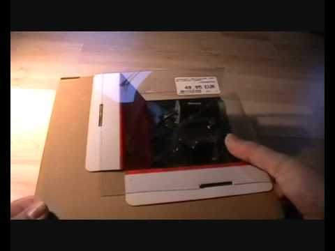 1. Unboxing LiveCam Cinema HD