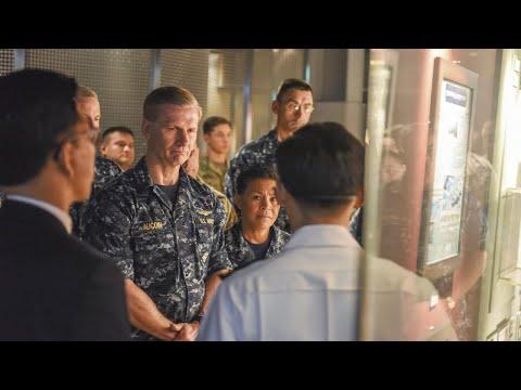 Navy removes commander of 7th Fleet