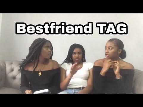 BESTFRIEND TAG : Hypocrite entre nous ? Beaucoup d'amis?....