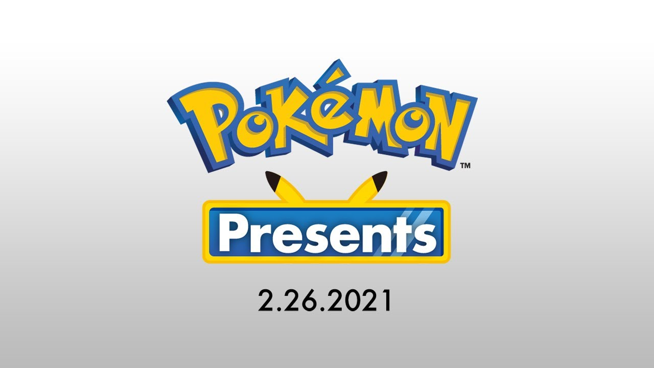Pokémon Presents | #Pokemon25