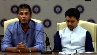 BCCI announces team for tour to Bangladesh