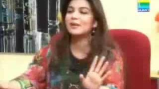 YouTube - sara chaudhry interview part 1 of 3.flv