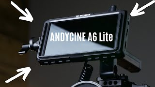 """5"""" Budget Field Monitor 
