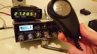Cb Radio: Galaxy Dx44v Mobile With Bc646 Mic