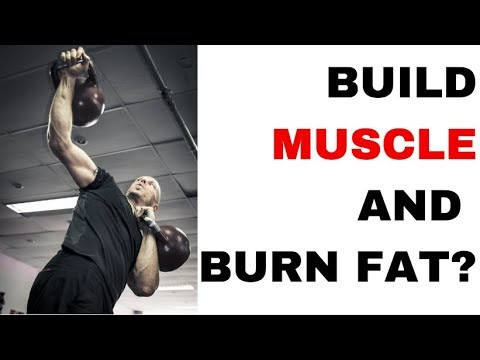 CAN YOU BURN FAT & BUILD MUSCLE AT THE SAME TIME?