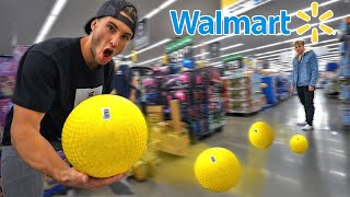 Kickball with Strangers! *Kicked Hole in Ceiling*