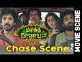 Download Maragadha Naanayam - Chase Scene | Aadhi | Nikki Galrani MP3,3GP,MP4