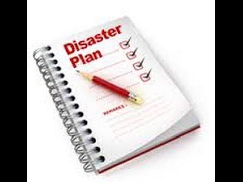 The Faimly Disaster Plan