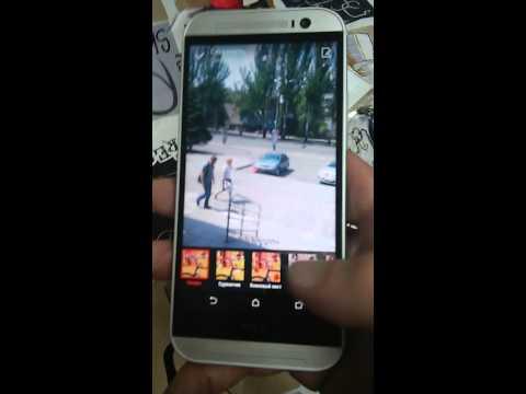 двойная камера htc m8