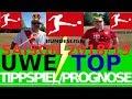 UWE vs. TOP: 1. Bundesliga [26.Spieltag] ⚽ Tippspiel