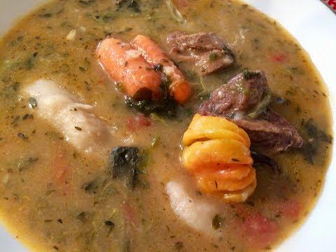 Beef stew / bouillon the Haitian way 🌶🤤