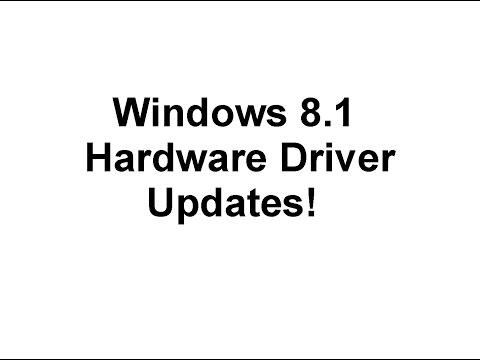 Step 9   Hardware driver updates
