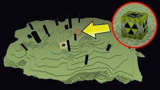 NUKE VS THE END DIMENSION | Minecraft