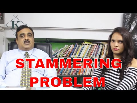 How to cure Stammering in hindi by kailash Mantry