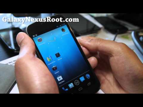LiquidSmooth ICS ROM for Galaxy Nexus! [GSM/Verizon][Android 4.0.4]