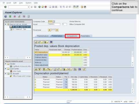 Demo 3.11 Review Asset Explorer