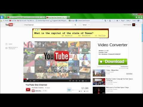 How to Change Youtube Design back to Old- 2013
