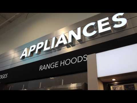 Best Buy Experience store Appliance Blogger Feature