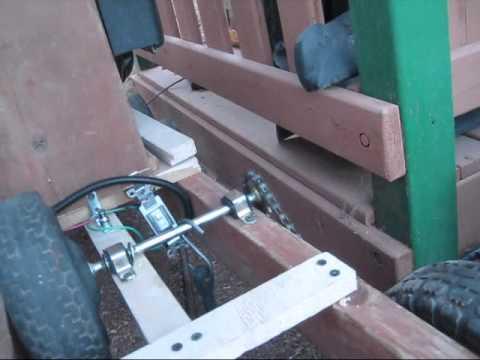 Go cart build PART 2
