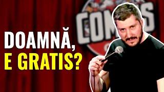 Sorin Pârcălab: Doamnă, e gratis?! - Stand-up Comedy
