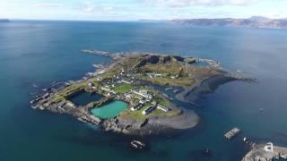 Scotland's Easdale Island, 2017