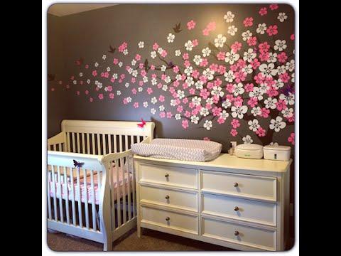 Baby Girl's Nursery Tour!