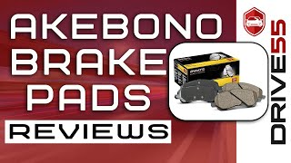 Best Akebono Brake Pads 🛑 (Buyer's Guide) | Drive 55