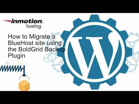 How to Migrate a WordPress website from Bluehost