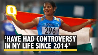 Dutee Chand: Have Had Controversy in My Life Since 2014
