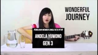 Lagu ciptaan gw buat Andela Yuwono,Follow me on twitter : @JonathanFerdyan