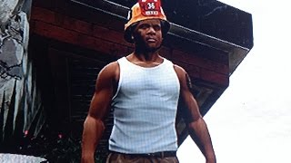 Gta 5 how to get the fire man helmet no mods Xbox one/Ps4