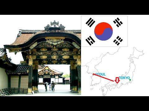 니조 성 교토, 일본 니조 성 니노 마루 궁전 혼 마루 의 투어 (Nijō Castle Kyoto Japan Honmaru Palace gyoto ilbon Tour)