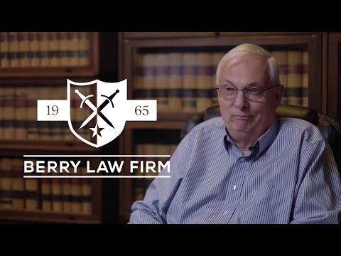 Air Force Veteran Testimonial | Berry Law Firm | PTSD Lawyers