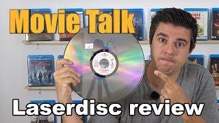 Movie Talk - Laserdisc review