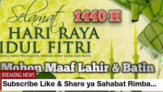 Download Takbiran 2019 Merdu Takbir Idul Fitri 1440 H Terbaru Full