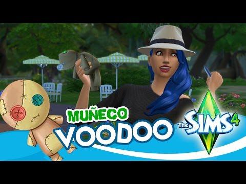Los Sims 4  - TIPS - Como conseguir tu MUÑECO VOODOO (VooDoo Doll)