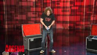 Carrot Top Brings A Kardashian Baby To Arsenio's Show